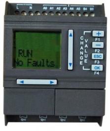 Мултифункционален PLC контролер за автоматизация на дома и офиса-12 VDC-8 входа/4 изхода
