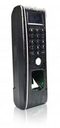 IP65 Водоустойчив Биометричен терминал за контрол на достъп и отчитане на работно време с вграден RFID четец  TF1700