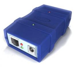 Конвертор RS-232/422/485 към Ethernet