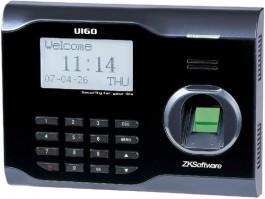 Биометричен терминал за отчитане на работно време U160