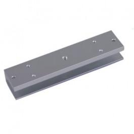 Планка за монтаж на електромагнит 300кг върху стъклена врата