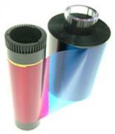 YMCKOi цветна лента за принтери Javelin J2XXi /DNA