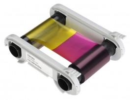 Пълноцветна лента YMCKOK за картови принтери Evolis Primacy- 200 изображения