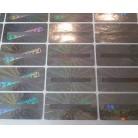 Холограмен стикер с универсален дизайн Вариант 13