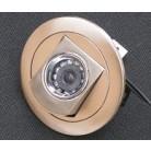 1/3'' Ден и Нощ  охранителна камера с подсветка тип ''Луна'' , 420 TVL, 20 метра 7005N