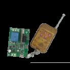 Едноканално WiFi смарт реле с дистанционно управление на 433MHz