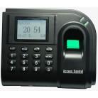 Биометричен терминал за контрол на достъп и отчитане на работно времe с вграден четец F703-S