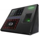 Мулти-биометричен терминал за контрол на достъп и работно време, базиран на лицево разпознаване Face402