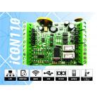 iCON110 Контролер за контрол на достъп и работно време