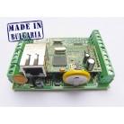 ICON110 LAN - Интелигентен контролер за контрол на достъп и работно време с LAN комуникация