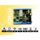 iCON115 Контролер за контрол на достъп и работно време с интегрирана СОТ функция