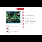 ICON115 RS485 - Интелигентен контролер за контрол на достъп и работно време с вградена СОТ функция