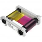 Пълноцветна лента YMCKO за картови принтери Evolis Primacy