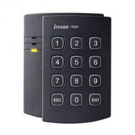 125KHz ASK(EM) Standalone Proximity /PIN Controller for Single Door Access and Time attendance IP 100R