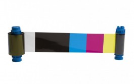YMC (half‐panel) KO ribbon for Javelin J2XXi/ DNA