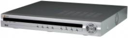 Digital Video Recorder (DVR)- 4 Channels, H.264, 250GB, 100fps, Ethernet  DLR1.2-04/250V