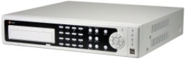 Digital Video Recorder (DVR)- 16 Channels, H.264, 250GB, 400fps, DVD-RW, Ethernet DLR4-16