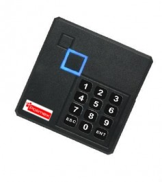 125kHz ASK(EM) Standalone Proximity/ PIN Controller for Single  Door  Access control HEL0014