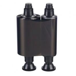 Black mono ribbon for Evolis printers