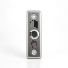 Stainless steel (inox) Exit Button