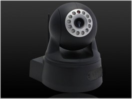 2.0 Mega Pixels Wireless Security Surveillance Household IP Camera, P2P Function, Day/Night, H.264, ONVIF SOHO101