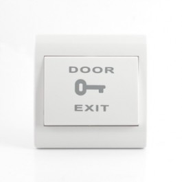 Plastic Exit Button