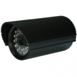 1/3'' Day and Night Security Camera with IR Illumination, 420 TVL, 25 meters 1007N