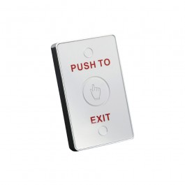 No Touch Infrared Exit Button K3