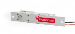 Serratura elettromagnetica tipo bullone Fail Safe