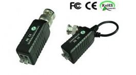 Single channel passive video balun BAL02A