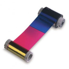 YMCKO Color Ribbon for Javelin J3XX,J4XX- 330 images