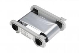 Silver mono ribbon for Evolis Zenius/Primacy printers- 1000 img