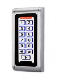 125 kHz ASK (EM) Anti vandalismo IP68 Terminal indipendente con lettore e tastiera per il controllo accessi SBR-01CR