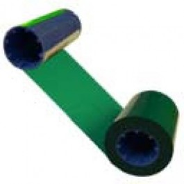 Green mono ribbon for Javelin/Zebra/CIM 800015-103
