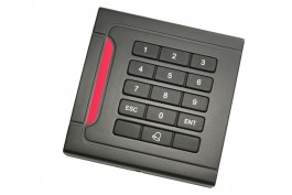 125 kHz ASK (EM) Proximity Card / PIN Reader  HEL-302/EM-26