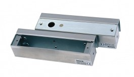 Bracket for Fully Frameless Glass Door for Electric bolt mount
