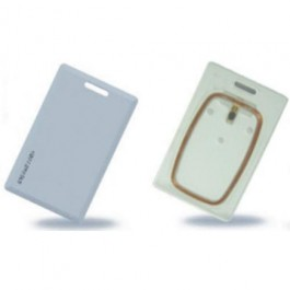 125 kHz ASK (EM4102 compatible) RFID card Clamshell