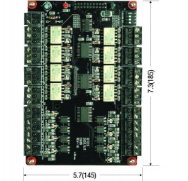 Expansion I/O Board-EIO88 to control 3 and 4 Doors