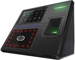 Multi-biometric identification terminal for Access control and Time attendance management Face 402