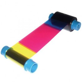 MA300YMCKO Color ribbon for Magicard printers, 300 images