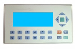 Universal HMI for PLC Controller