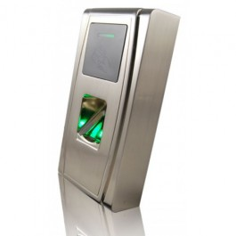 IP54 Fingerprint terminal for Access control and Time attendance management with build-in RFID reader MA300