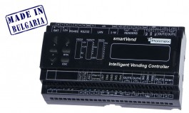 Specialized controller for management of vending machines  iCON180 SMART VEND