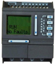 PLC intelligent controller for home and building automation-12 VDC-14 Inputs/8 Ouputs