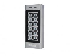 IP66 13.56MHz Metal  Proximity Card/PIN Reader STR4-MFR