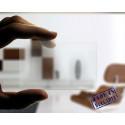 Transparent Plastic PVC card
