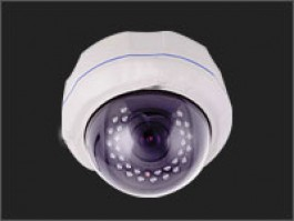 IP Dome Camera, 2 MP, Vandalproof, Day&Night with POE, Onvif IPC-0292P