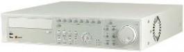 Digital Video Recorder (DVR) - 8 Channels , 250GB, DVD, Pentaplex, Ethernet, 230V DTR-6108