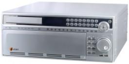 Digital Video Recorder (DVR) - 16 Channels , 500GB, DVD, Pentaplex, Ethernet, 230V DPR-2016