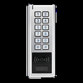 IP66 Anti-Vandal Universal Standalone Keypad and RFID reader (EM+HID+MF) STR5-HYBRID